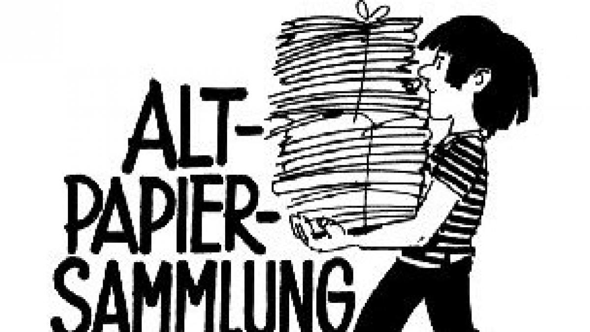 Bildergebnis für altpapiersammlung